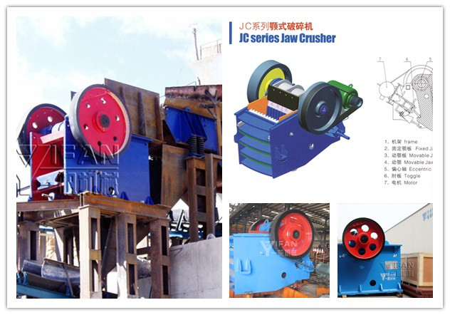 Jaw Crusher Project Example