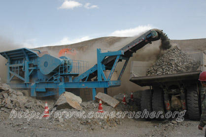 Spring Cone Crusher Case